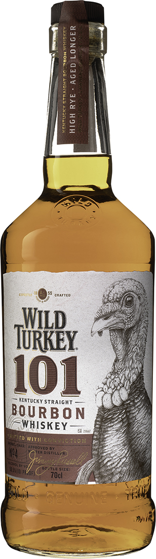 flaska wild turkey 101