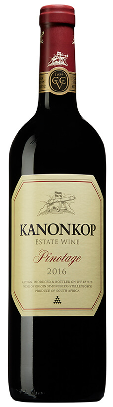 Kanonkop Estate Pinotage 2016