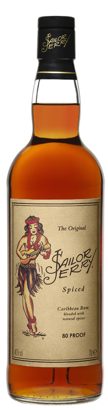 Nigab - Sailor Jerry Spiced Rum