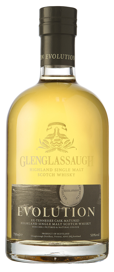 Nigab - Glenglassaugh Evolution