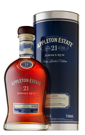 Nigab - Appleton Estate 21 Yo