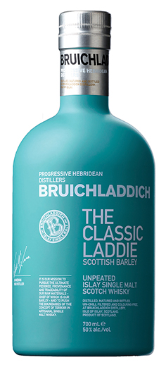 Nigab - Bruichladdich Scottish Barley – The Classic Laddie