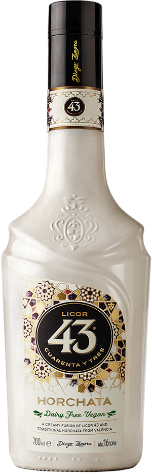 licor 43 horchata flaska