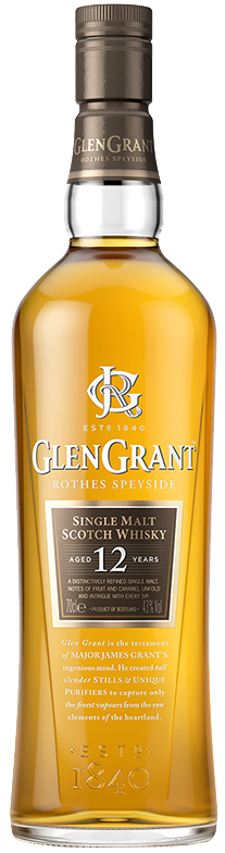 Nigab - Glen Grant 12 y Single Malt