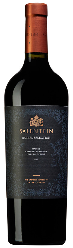 Salentein Reserve Barrel Selection 2016
