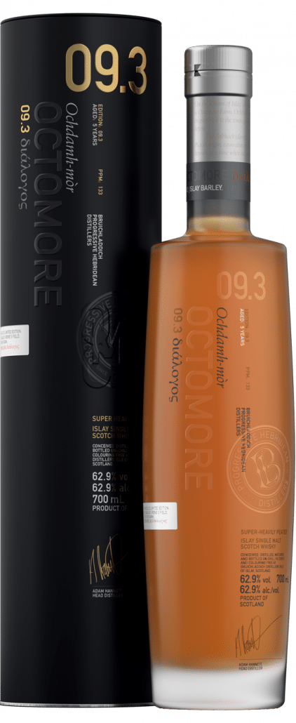 Nigab - Octomore 9.3 Aged 5 Years