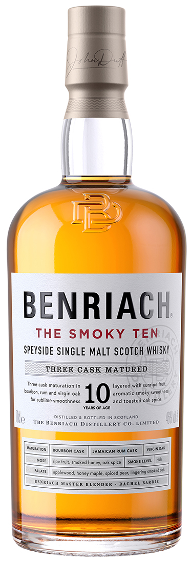 benriach_smokey_ten_flaska
