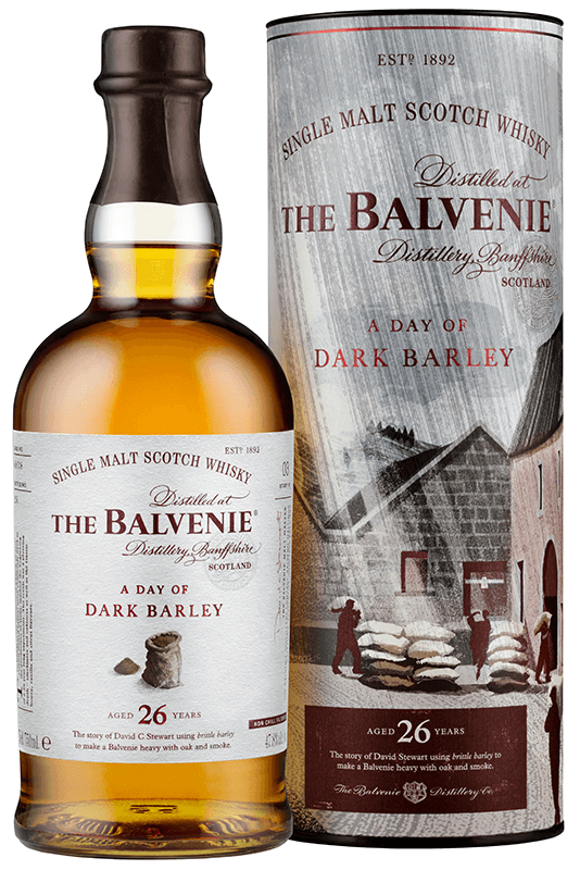 Balvenie A Day of Dark Barley 26 YO