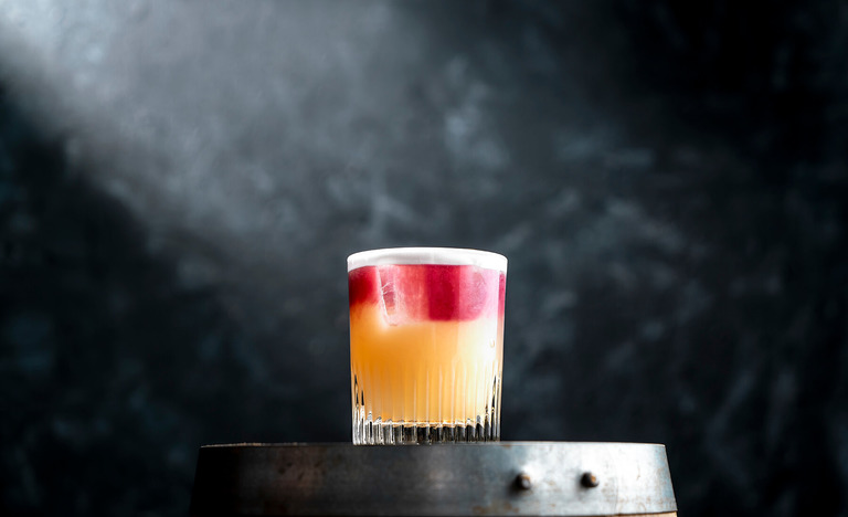 drink new york sour