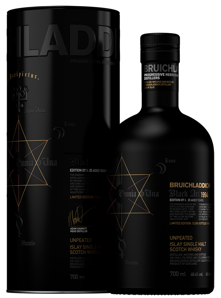 flaska bruichdich black art 7