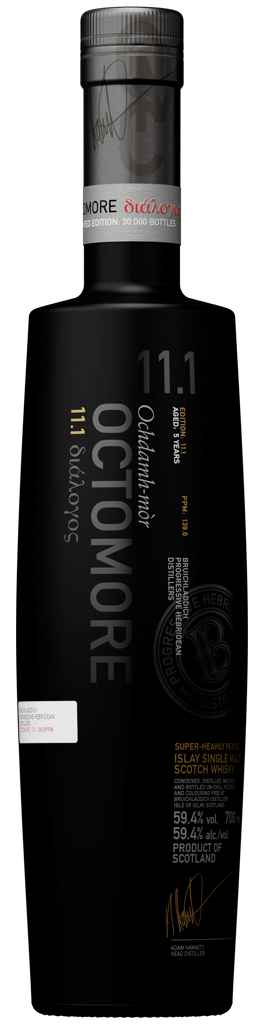 Octomore-11.1 flaska